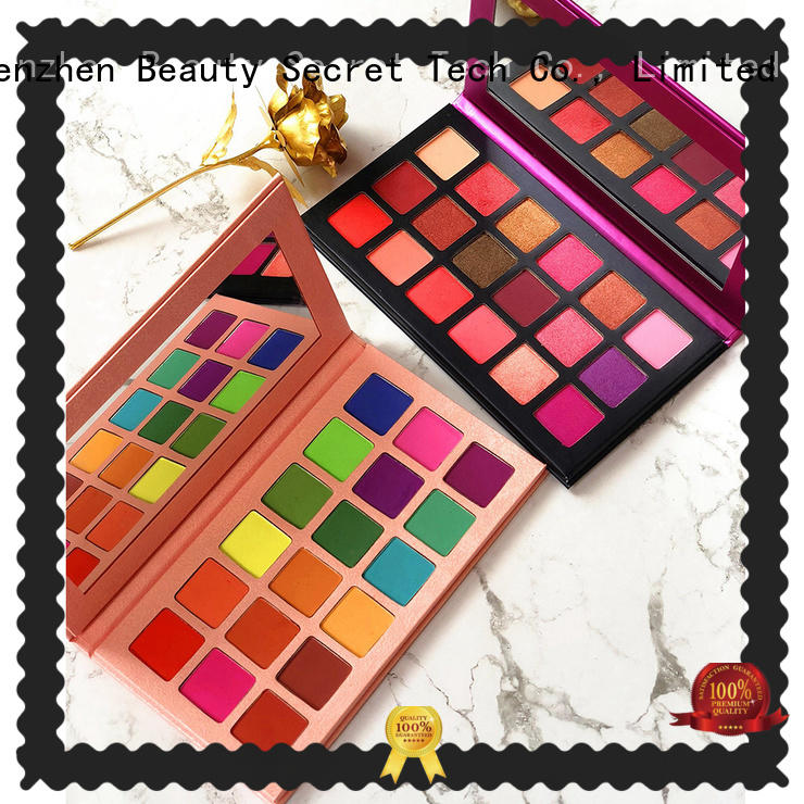 Beauty Secret Cosmetics cosmetics eyeshadow powder for ladies