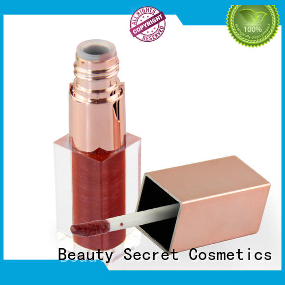 Beauty Secret Cosmetics natural shimmer lip gloss for sale