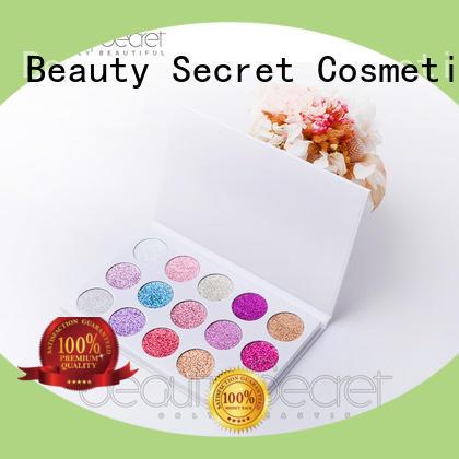 Beauty Secret Cosmetics pink cosmetics eyeshadow powder fast delivery