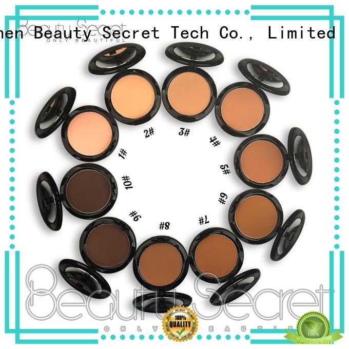 Beauty Secret Cosmetics organic foundation cosmetics private label for beauty