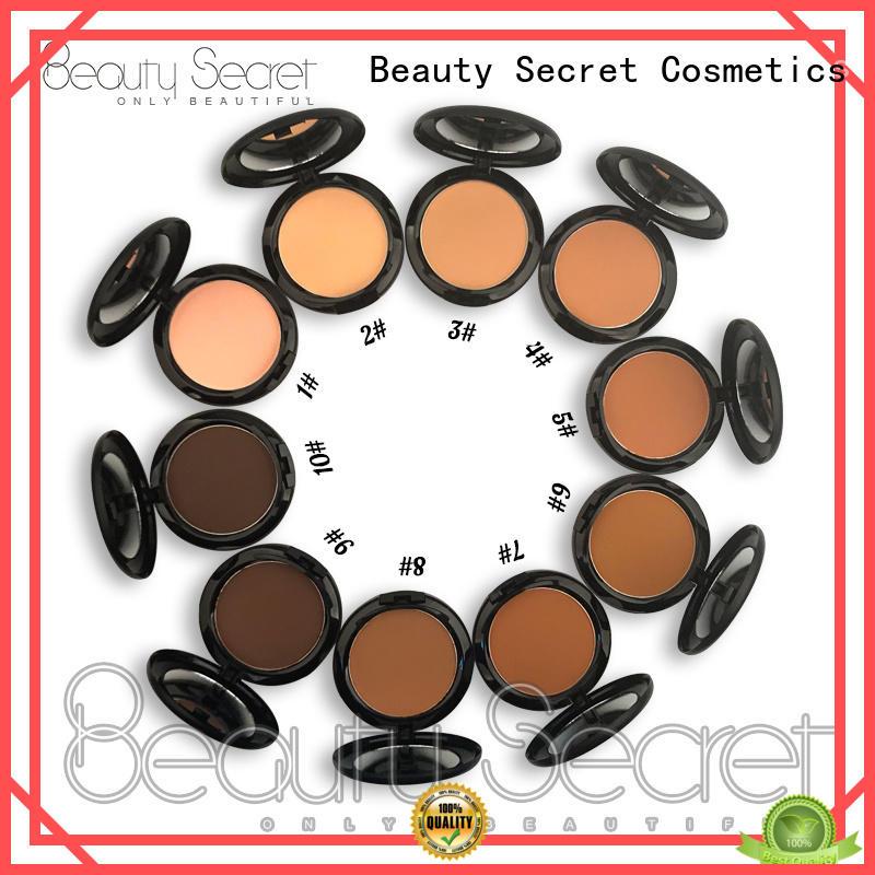 liquid single foundation coverage cosmetic Beauty Secret Cosmetics Brand company