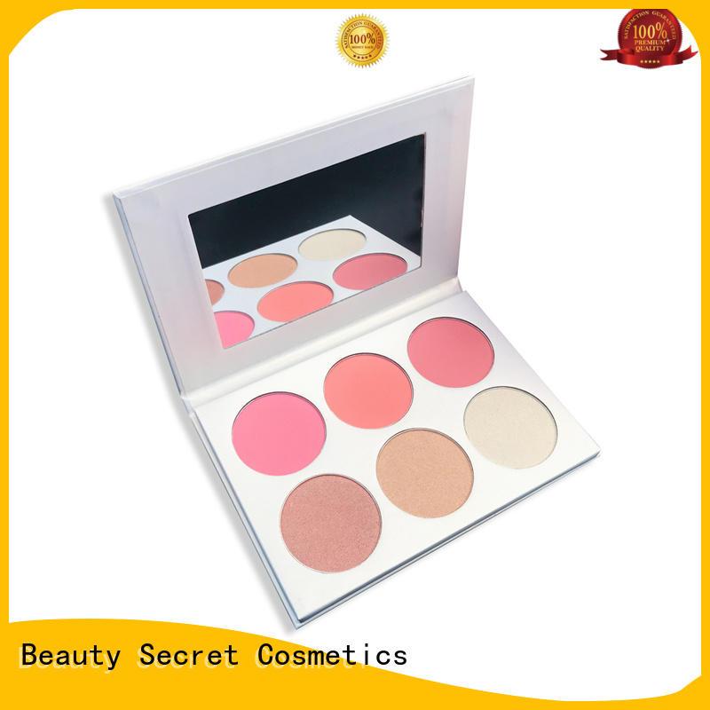 Beauty Secret Cosmetics blusher veil manufacturer for sale