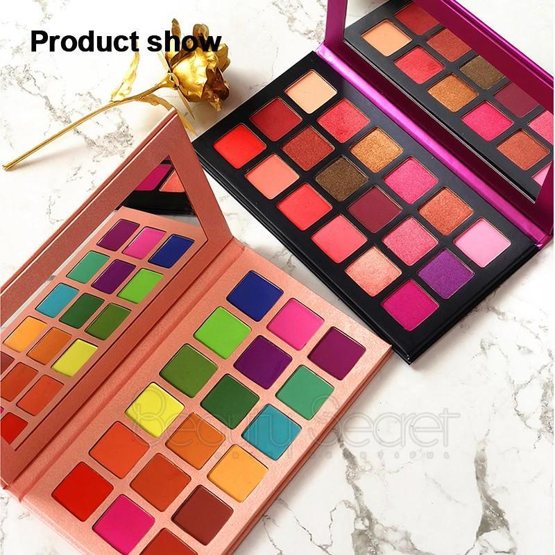 shimmer shimmer eyeshadow palette powder for ladies-1