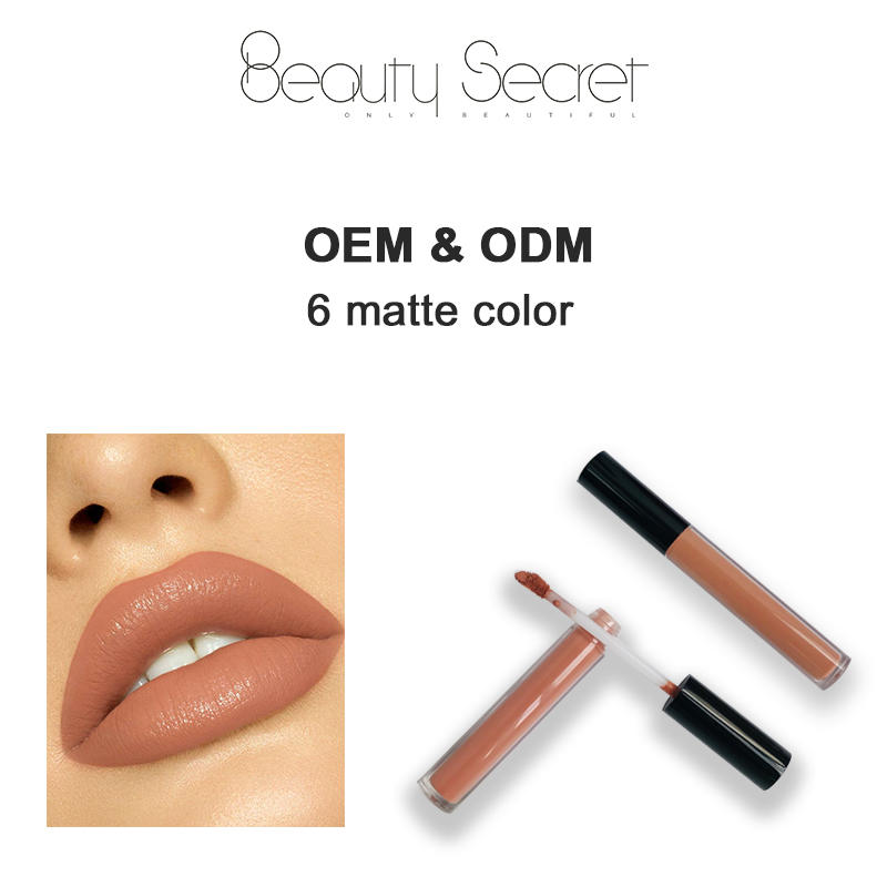 Beauty Secret Cosmetics long lasting customised lipstick manufacturer for sale-1