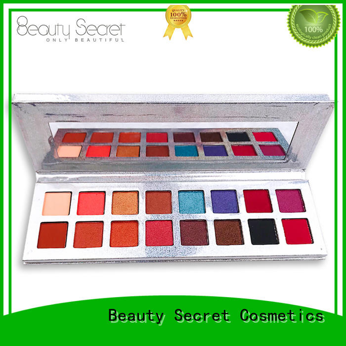 Beauty Secret Cosmetics marble good cheap eyeshadow palettes for sale
